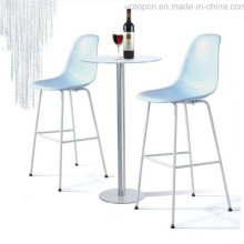 New Design Simple Plastic Dining Bar Chair (SP-HBC242)