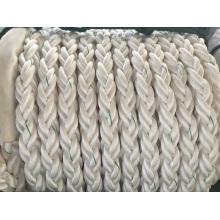 Corde d'amarrage à 8 brins Corde d'accrochage à corde en nylon