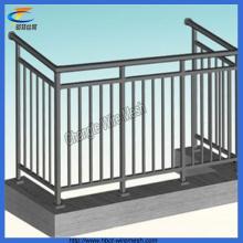Хорошее качество горячеоцинкованный забор балкона