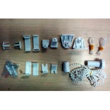 Componentes para persianas enrollables