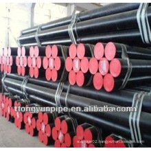 high quality API 5CT steel pipe seamless steel pipe