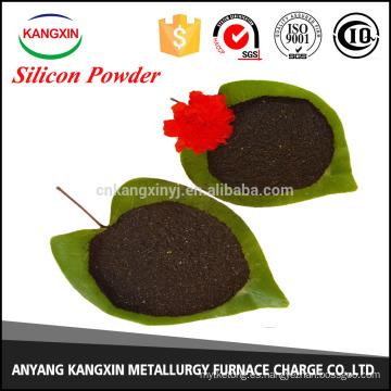 Proveedor de oro de China ferro polvo de metal de silicio