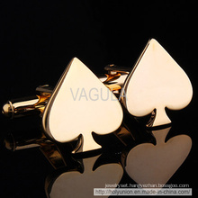 VAGULA Quality Men Shirts Cufflinks Hlf21498