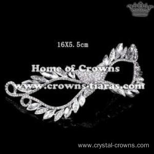 Crystal Diamond Masquerade Mask
