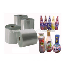 Thermo-Schrumpffolie PETG, PVC BOPS