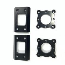 Anodized CNC milling Aluminum RC car parts