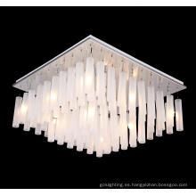 Nueva iluminación de techo de cristal moderna del hotel (MX8075A-W)
