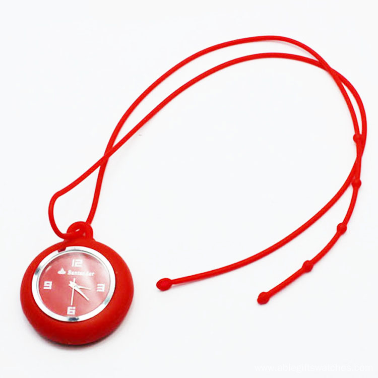 2015 Cheap Pocket Fashion Long Chain Necklace Watch