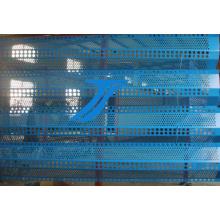 0.6mm*840mm Anti Wind Dust Metal Fence