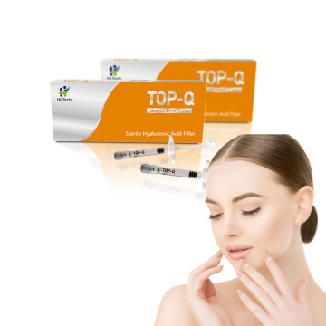 2020 TOP-Q 2 ml Cross Linked Acide Hyaluronique Facial Injectable Dermal Filler