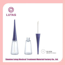Bouteille cosmétique claire Lip Gloss emballage