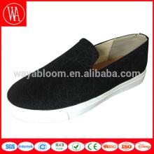 Повседневная обувь из искусственной кожи на плоской подошве, модная женская женская обувь