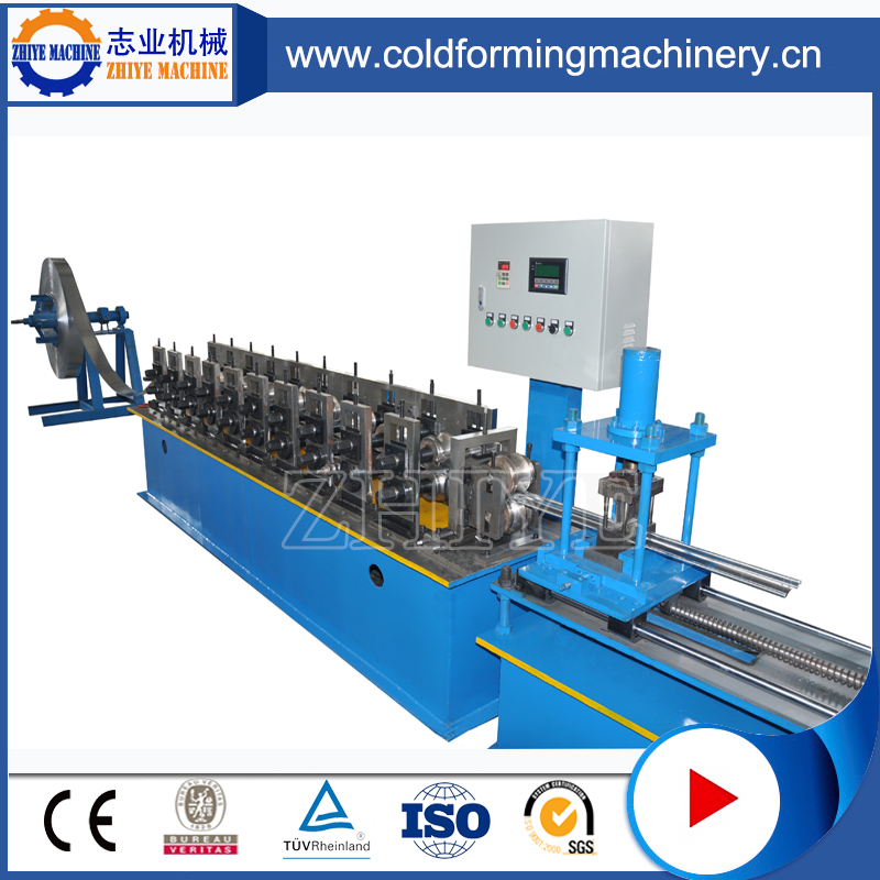 Roller Door Cold Rolling Forming Machinery