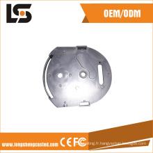 Personnalisez les pièces en aluminium de moulage mécanique sous pression avec l'usinage pour l'application diverse avec le prix bon marché