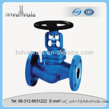 Ductil Ferro Baixa pressão DN100 Globe Valve