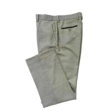 Calças de terno formal de calças retas de negócios