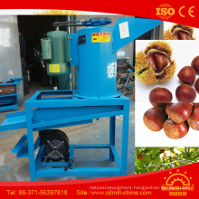 Top Quality 350kg High Practical Chestnut Stab Shell Removing Machine