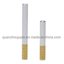 OEM Logo Metal Cigarette Smoking Holder Pipe