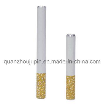 OEM Logo Metal Cigarette Smoking Holder Pipe