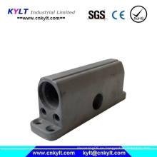 Aleación de aluminio Die Casting Cover / productos de Shell para Closer puerta