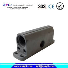 Couvercle de moulage sous pression en alliage d'aluminium / produits en coquille pour porte-porte