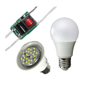 Shenzhen Professional Manufacture SKD Acessórios para lâmpadas LED