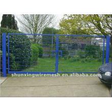 Portes de jardin peu coûteuses en poudre