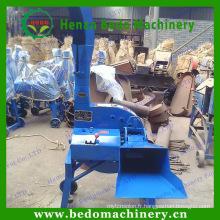 Machine de coupe de paille d'alimentation de machine agricole