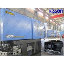 Máquina de moldagem por injeção de plástico de servo motor 228t Hi-Sv228