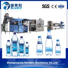 Ligne complète de remplissage automatique d'eau pure