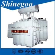 electric arc furnace transformer for refining
