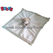 En71 Approved Stuffed Brown Bear Style Baby Decke Plüsch Baby Tröster