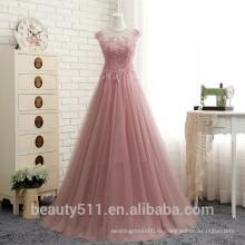 Новый стиль сшитое очаровательная элегантный линии совок спинки шифон с кристалл формальные длинное вечернее платье пром платья ED578