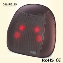 Back and Waist Massage Pillow for Chair