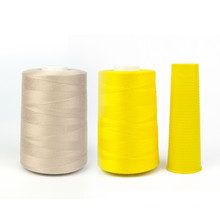 100% polyester sewing bobbin thread