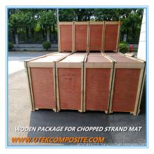 Light Weight Wooden Packing Chopped Strand Mat