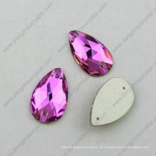 Drop Rose Günstige Nähen auf Stein aus China-Lieferant