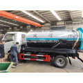High Quality dongfeng Sewage Suction Trucks