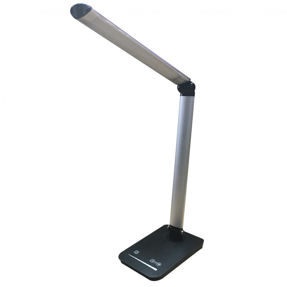 8W Dimmable led light desk table reading lamp