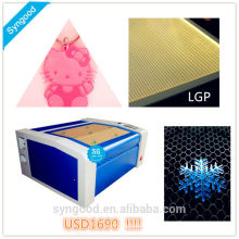 $1690-SG5030 over 1000sets sold desktop 35W co2 mini laser machine for Double-color board engraving