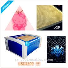 $1690-SG5030 over 1000sets sold desktop 35W co2 mini laser machine for Double-color board engraving