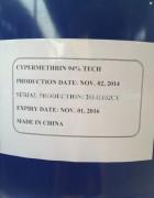 Cypermethrin 95% 52315-07-8 Best price and Top quality Cypermethrin