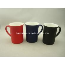 Farbe ändern Fine Bone China Mug; Feiner Knochen China