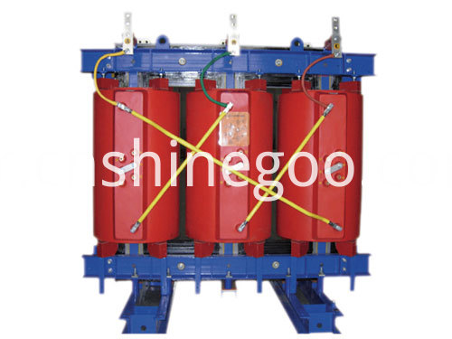 Epoxy Resin Pouring Dry Type Transformer