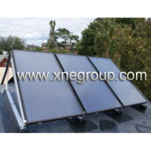 Flat plate collector with good quality
