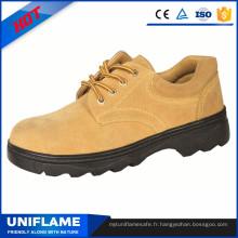 Gaomi Entry Workman Chaussures de sécurité exportées au Vietnam
