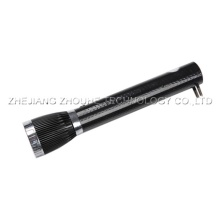 NISUKO high power RECHARGEBALE LED plastic led torch