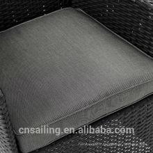 Coussin de canapé en rotin imperméable au patio populaire