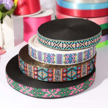Wholesale embroidered ribbon/national ribbon spools