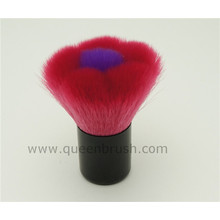 Flower Shape Synthetic Hair Kabuki Makeup Brush